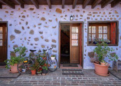 Casa Ciruelo – Área natural protegida – Barbacoa