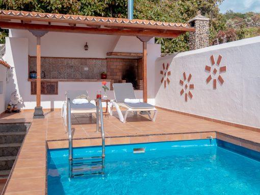 Villa Amanecer – piscina privada – chimenea – barbacoa