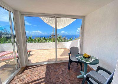 Apartamento Risco (izquierda) en Tazacorte con vistas al Mar – WiFi