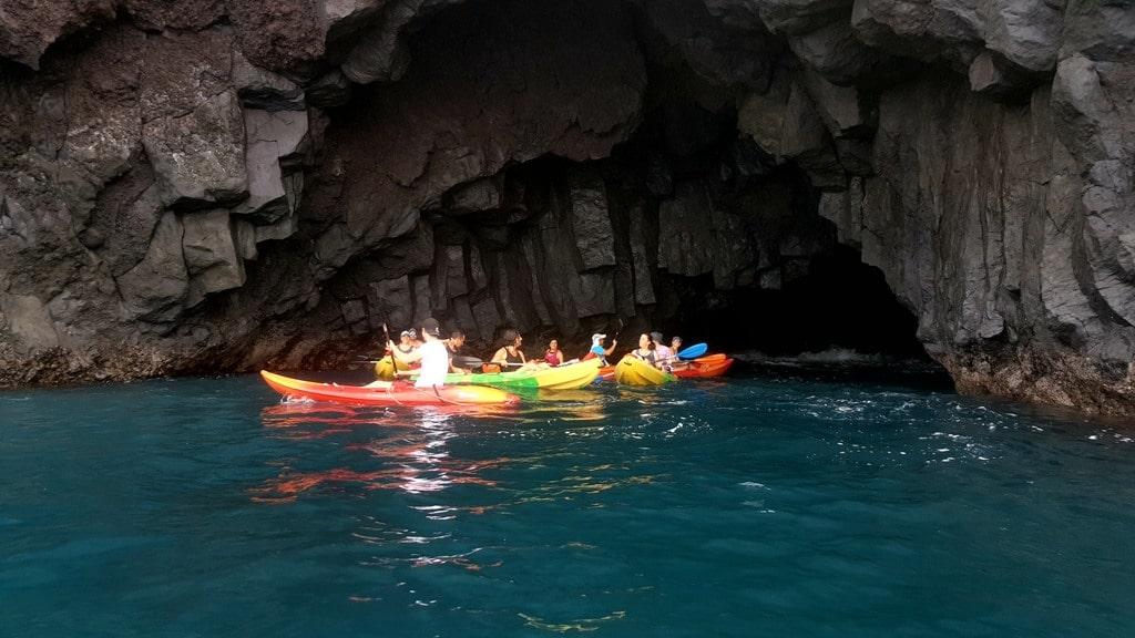 Kayak en El Remo