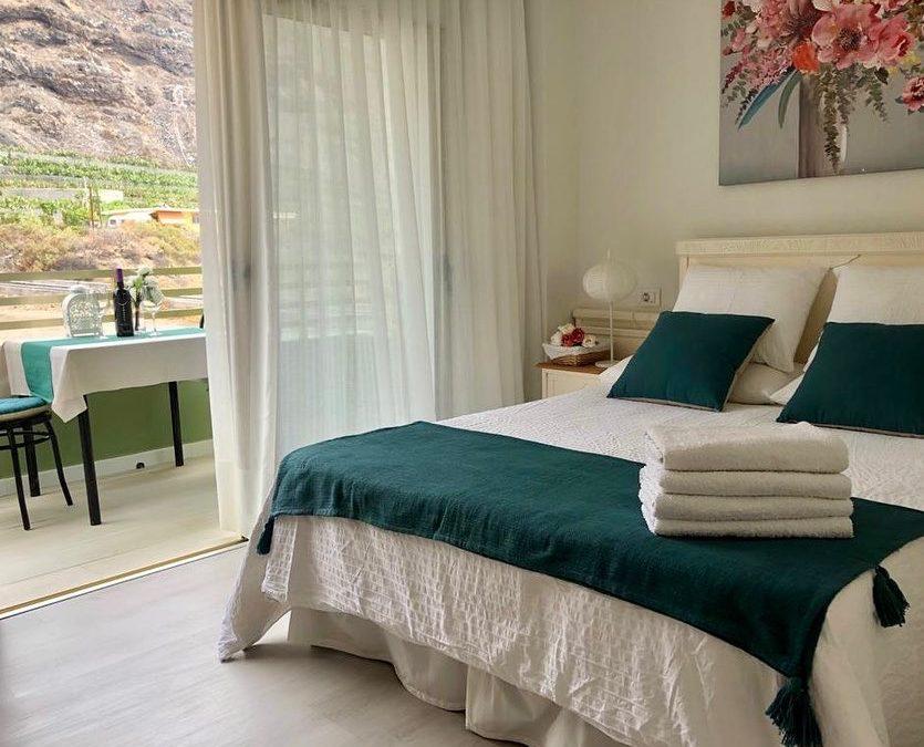 Apartamento Puerto Naos, próximo a la playa – WiFi – 2 terrazas